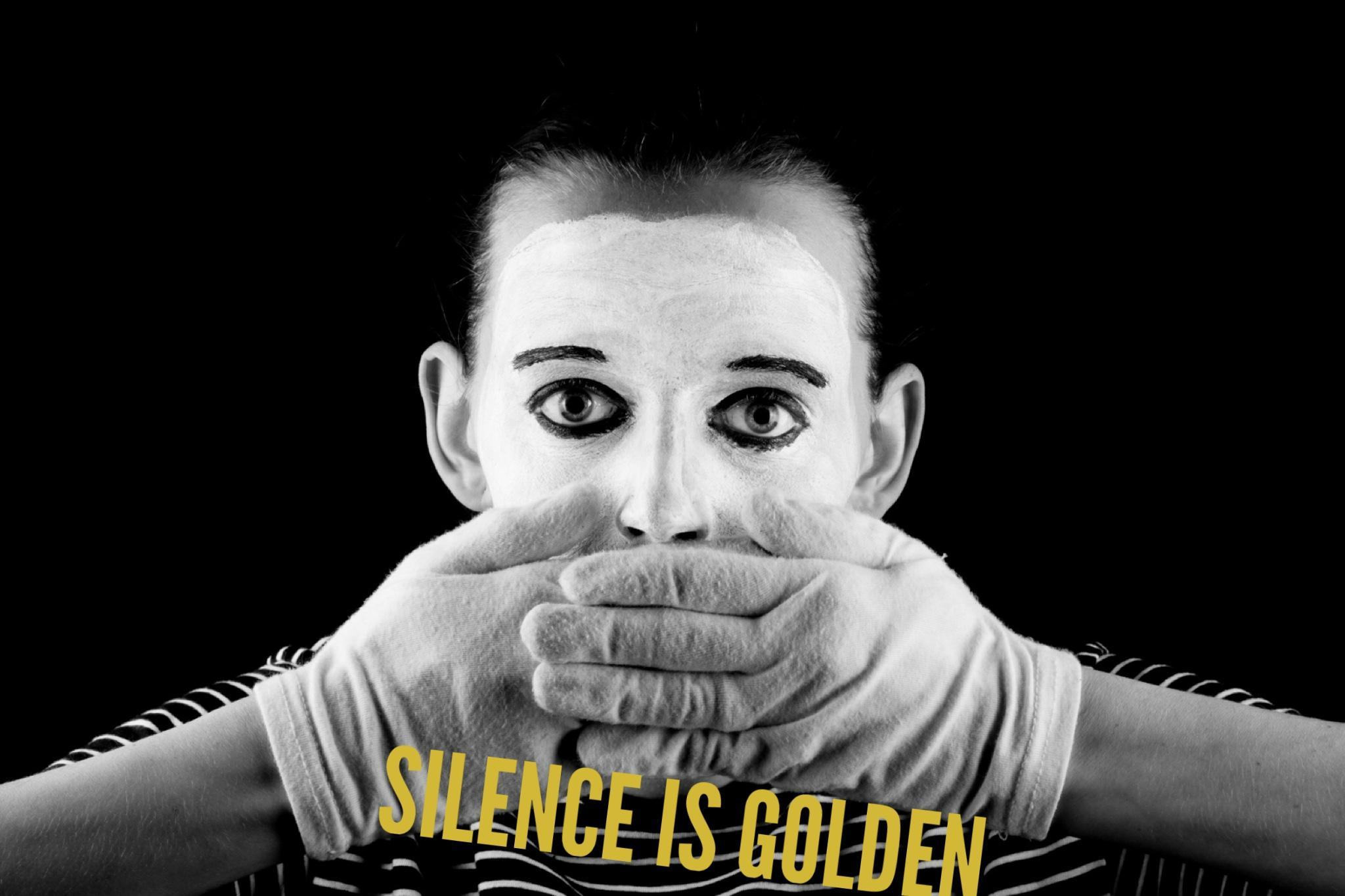 Silence is Golden Students Take Risks