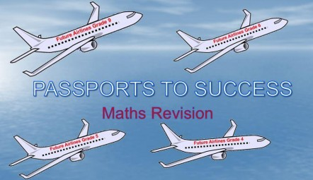 Maths GCSE Passports Grades 1 to 9 Revision